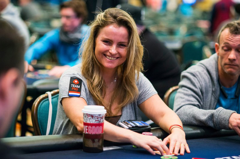 Минус еще одна: из команды PokerStars ушла и Фатима Морейро де Мело