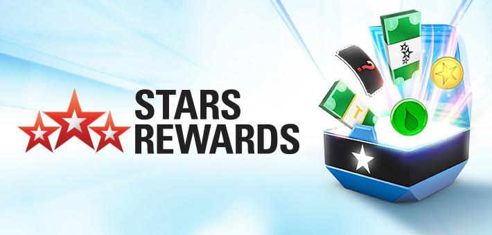 Программа лояльности рума PokerStars для игроков Stars Rewards.
